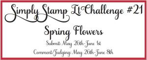 Simply Stamp It Challenge